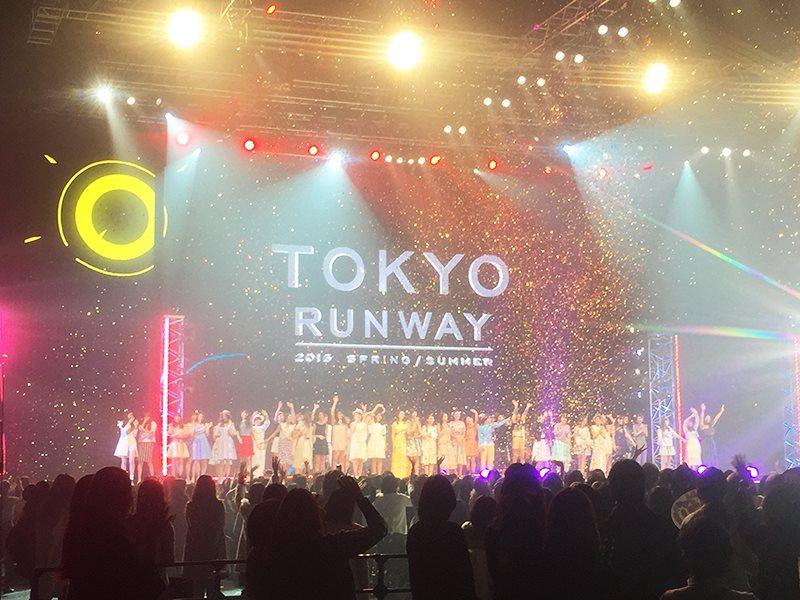 TOKYO RUNWAY 2015   SPRING & SUMMER