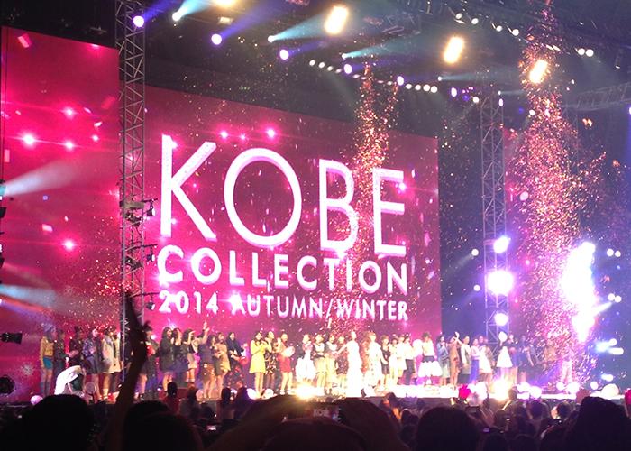 KOBE COLLECTION  2014  AUTUMN & WINTER