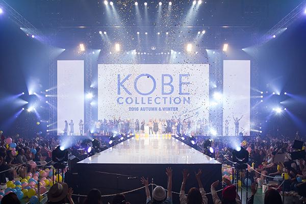 KOBE COLLECTION 2016 AUTUMN & WINTER