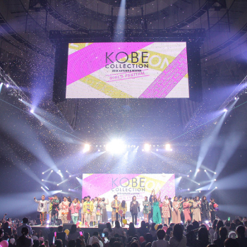 KOBE COLLECTION 2019 AUTUMN/WINTER -GIRL'S FESTIVAL-