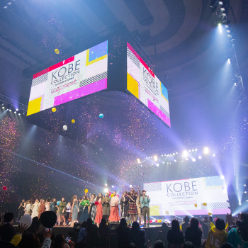 KOBE COLLECTION 2019 SPRING/SUMMER -GIRL'S FESTIVAL-